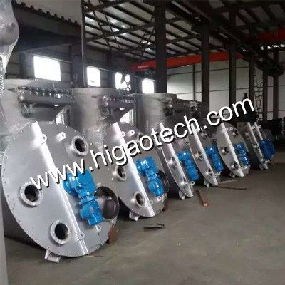 conical screw mixing machine