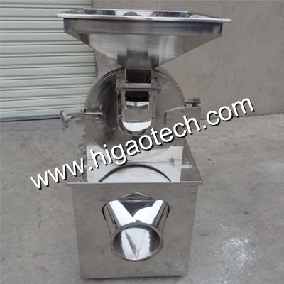 powder pulverizer machine for food