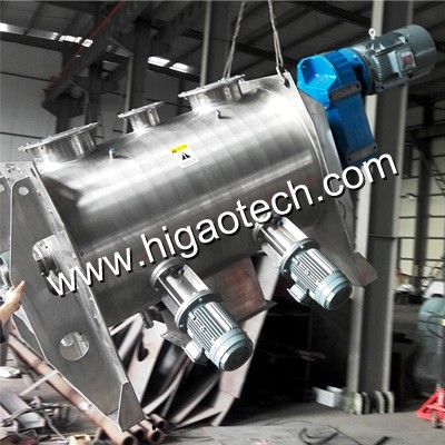 horizontal ribbon blender machine