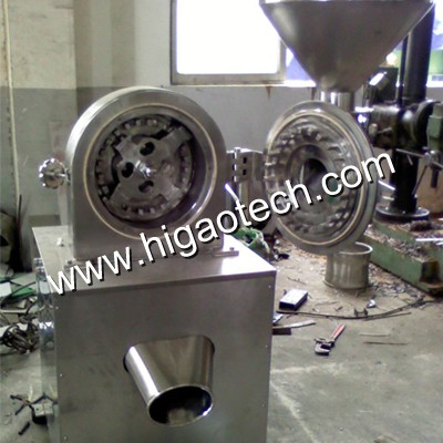 food size reduction equipment