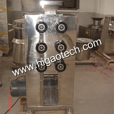 Oily seeds grinding machine