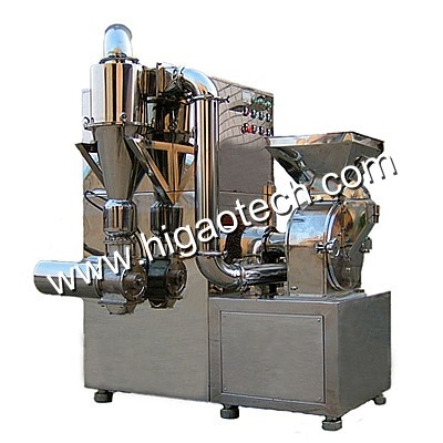 herbal medicine pulverizer machine