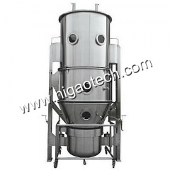 spray granulating dryer