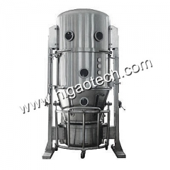 fluidized bed granulator dryer