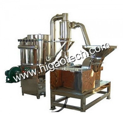chemical pulverizer machine