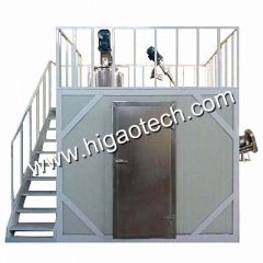 low temperature pulverizer machine