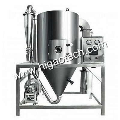 centrifugal spray dryer granulator