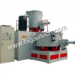 high speed chemical mixing machine