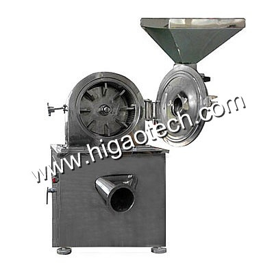 air cooling pulverizer grinder