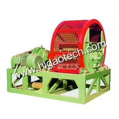 whole tire shredder machine