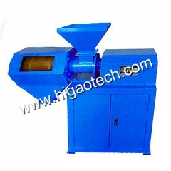 rubber powder separating screener