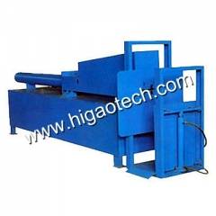 waste tire debeader machine