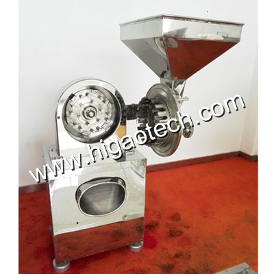 stainless steel salt crusher machine for seasoning and flavouring