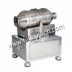 two dimensional powder mixing machine