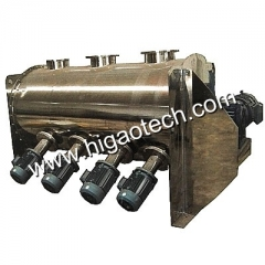 plough shear mixer for powder mixing