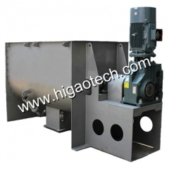 horizontal ribbon mixer machine